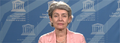 Photo from video message of Irina Bokova.png