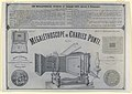 Photostat, Advertisement for a Megalethoscope, Invented by Charles Ponti, 1862–65 (CH 18443907).jpg