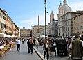 Piazza Navona, Rome, Italy in 2006.jpg