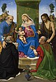 Piero di Cosimo - Madonna and Child Enthroned with Saints.jpg
