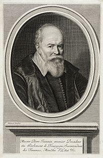 Pierre Jeannin French politician