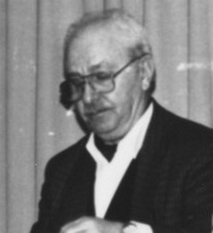 Pierre Lambert - Pierre Lambert in 1988 in the city of Montpellier
