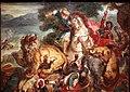Pierre andrieu, caccia al leone (da delacroix), post 1855, 02.jpg
