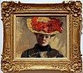 Pierre bonnard, ragazza con cappello di paglia, 1903.jpg