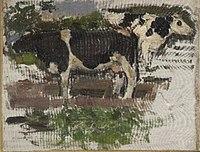 Piet Mondriaan - Study of two cows - 0334273 - Kunstmuseum Den Haag.jpg