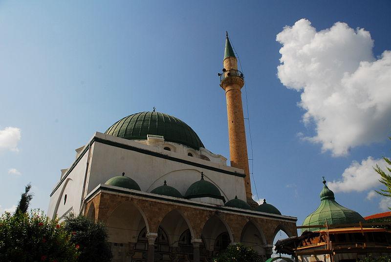 המסגד הגדול בעכו