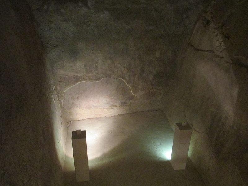 מאגר המים בתל באר שבע