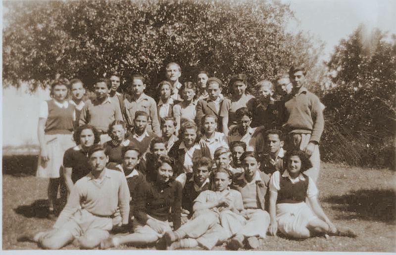 כפר הנוער הדתי 1938
