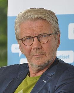 Pirkka-Pekka Petelius heinäkuussa 2015.