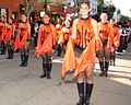 Pittsburg High School Show Band @ Columbus Day Italian Heritage Parade in SF North Beach 2011 46.jpg