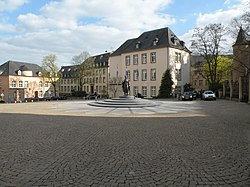 Place de clairefontaine luxembourg.JPG