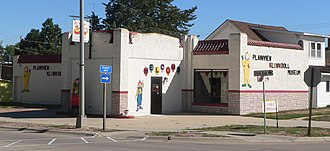 Plainview, Nebraska - Plainview Klown Doll Museum