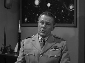 Tom Keene (actor) - Tom Keene in Plan 9 from Outer Space, his last role.
