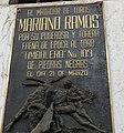 Plaque of Mariano - Plaza Mexico.jpg