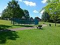 Play area, Belmont (geograph 2492941).jpg