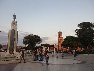 Monsefú Place in Lambayeque, Peru