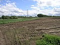 Ploughed Field and Pylons - geograph.org.uk - 172371.jpg