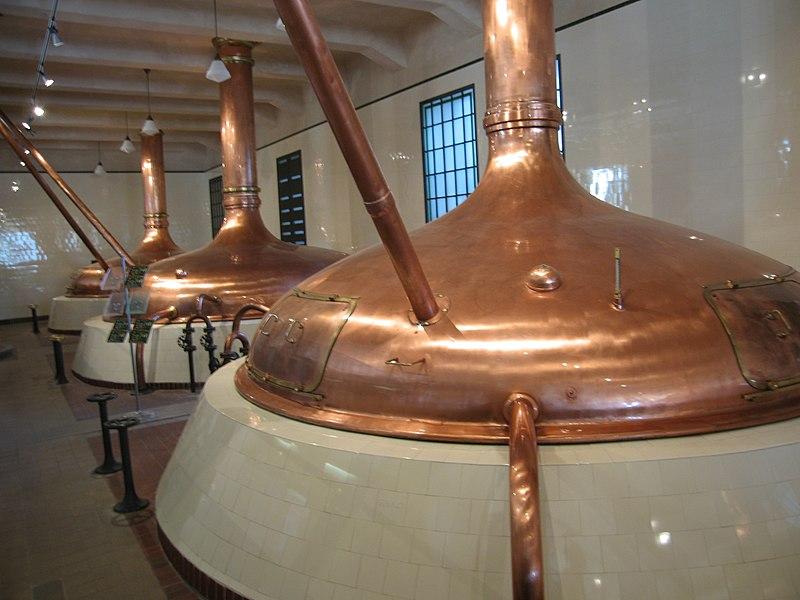 Soubor:Plzensky Prazdroj brewery tour 02.jpg