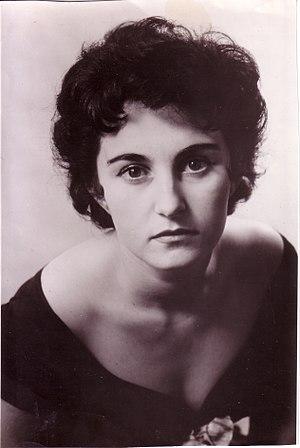 Pnina Gary - Pnina Gary in New York, 1953
