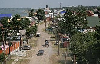 Shegarsky District - Pobeda, Shegarsky District