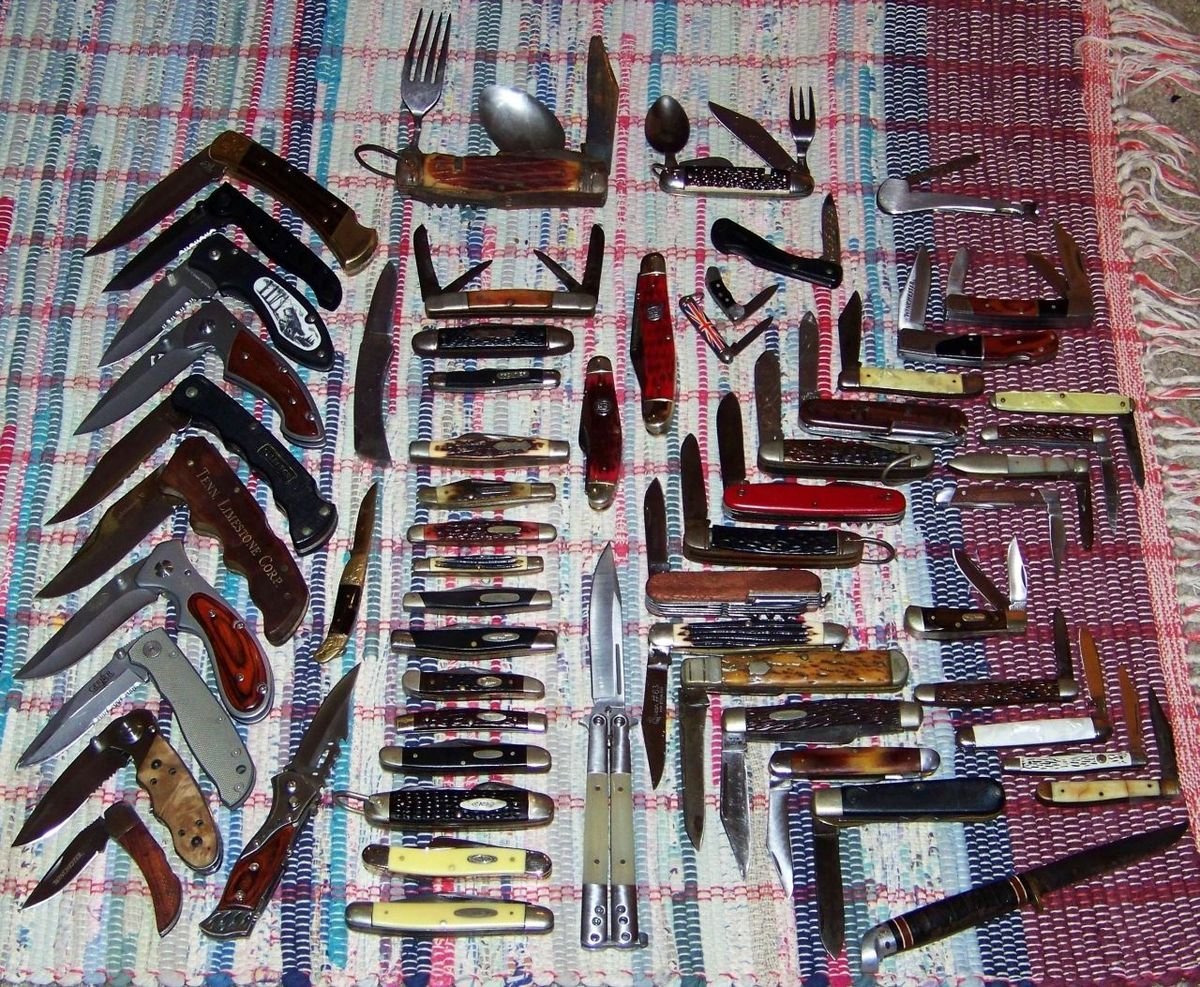 Knife collecting - Wikipedia
