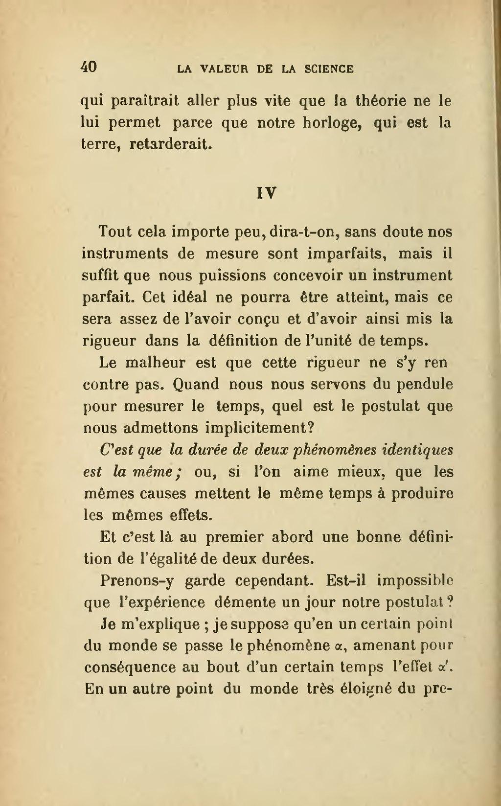 Page Poincare La Valeur De La Science Djvu 50 Wikisource