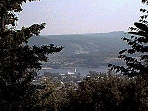 Pointe-à-la-Croix, Quebec - Image: Pointe a la croix 27 juillet 2007