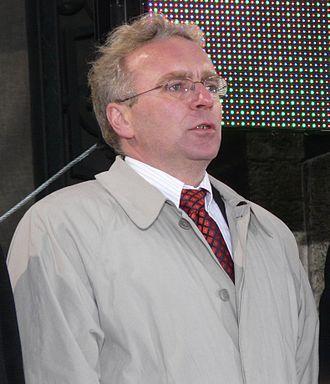 Fidesz - Image: Pokorni Zoltan 2008 10 23 (crop)