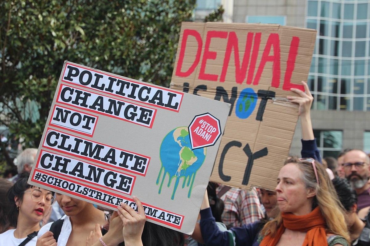 Politics of climate change - Wikipedia