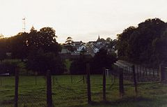 Pomeroy in the early evening from a distance, september 2004 (2).jpeg