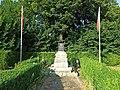 Pomnik 1000-lecia Państwa Polskiego, Moszczanka (województwo opolskie), 2020.08.17 01.jpg