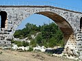 Pont Julien, arche principale.JPG