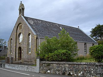 Free Church of Scotland (since 1900) - Free Church in Poolewe