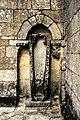 Portal sur da igrexa de San Xián de Romai.jpg