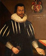 Portrait of Claude Piat