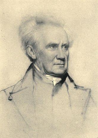 Francis Place - Francis Place portrait.