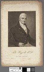 John Hoygarth, M.D. orn 1740-died 1827