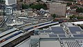 Portsmouth MMB 64 Portsmouth Harbour railway station 450XXX 450XXX.jpg