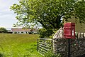 Postbox on Fistard road, Isle of Man, May, 2017.jpg
