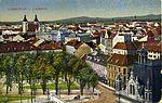 Postcard of Ljubljana from Ljubljana Castle 1917 (3).jpg