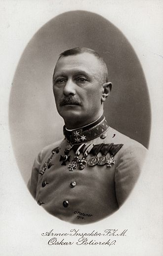 Battle of Cer - The Austro-Hungarian invasion of Serbia was commanded by General Oskar Potiorek, the Austro-Hungarian Governor of Bosnia and Herzegovina.