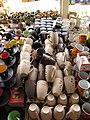 Pottery in Iran - qom فروشگاه سفال در ایران، قم 23.jpg