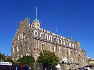Poughkeepsie Journal Building United States historic place