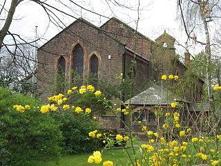 Padgate village in United Kingdom