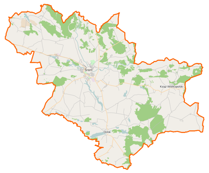 Fichier:Powiat śremski location map.png