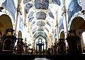Prag – Kloster Strahov, Innenaufnahme - Strahovský klášter, hala - panoramio.jpg