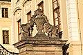 Praha, Hradčany Hradčanské náměstí, Pražský hrad 20170905 009.jpg