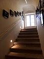 Praha, Werichova vila, schodiště.jpg