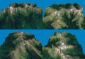 Prelucrare 3D pentru zona Varfu Suru - Varful Laitel - BLANK.png