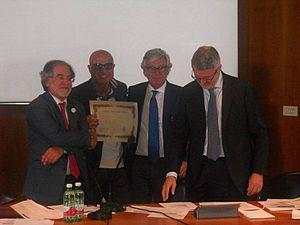 Gildo De Stefano - Image: Premio Siani